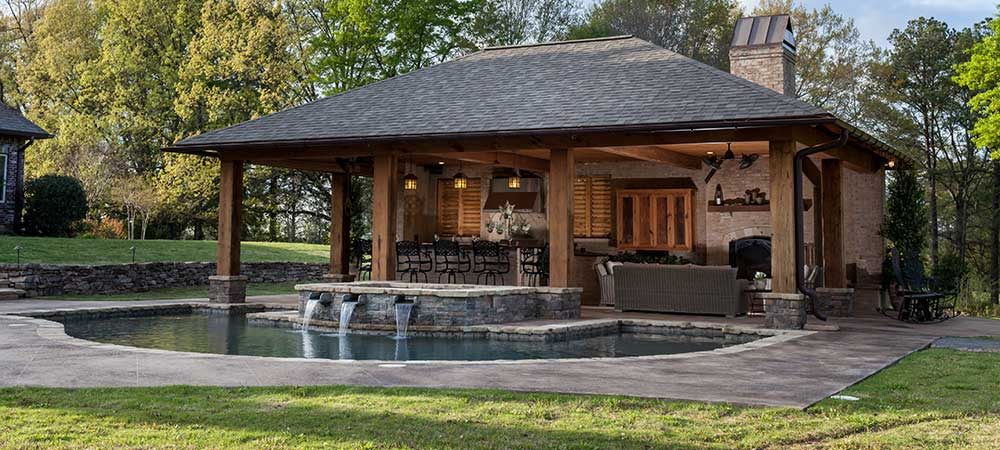 Upgrade your outdoor living space swimright pool service Outdoor living areas images
