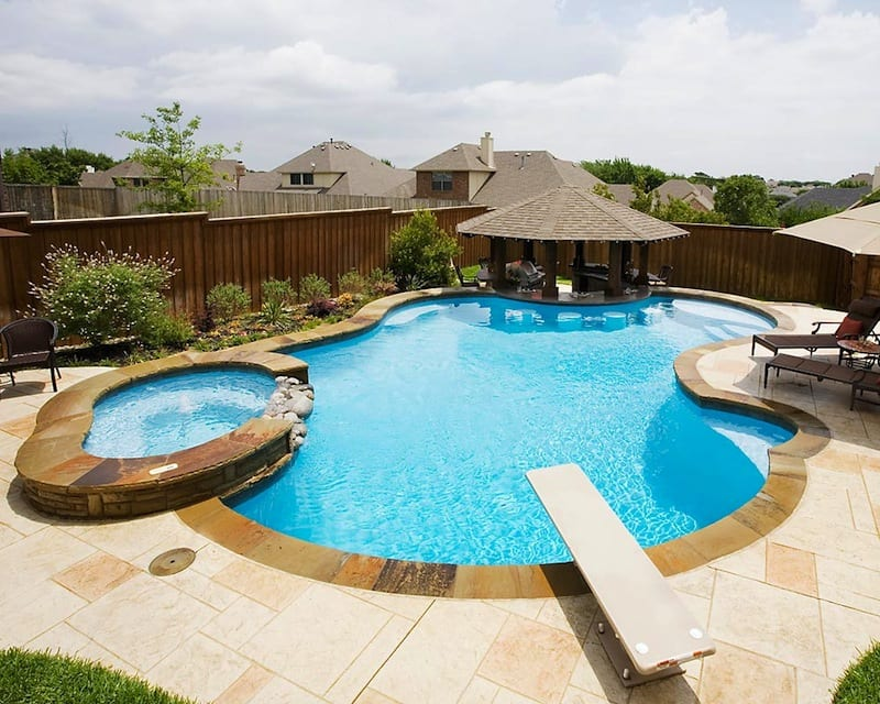 Are there drawbacks to owning a pool?
