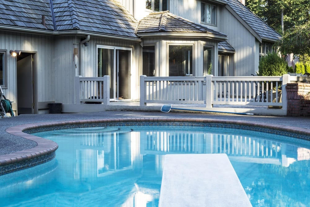 Schedule a pool inspection before you buy that house