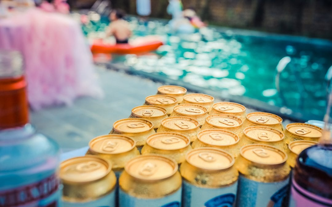 How to host a great Labor Day pool party
